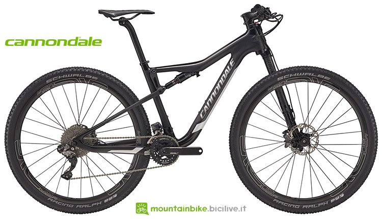 cannondale scalpel 2018 top di gamma