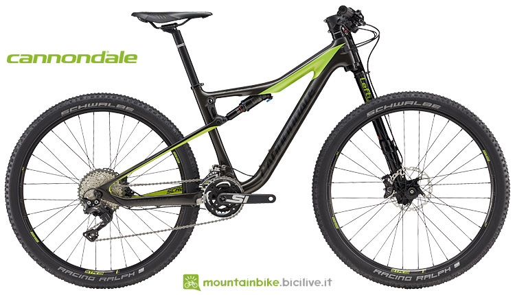 mtb xc donna cannondale scalpel