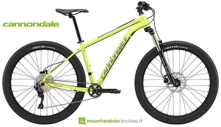 cannondale entry level prima mtb