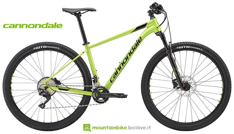 cannondale trail rapporto qualità prezzo