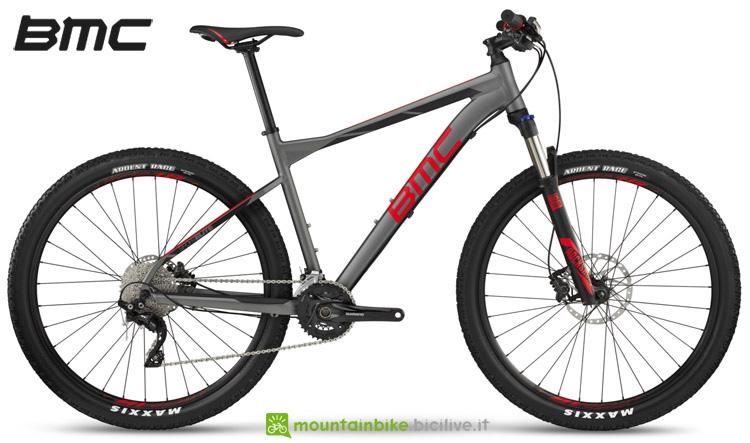 Una mtb front BMC Sportelite SE One