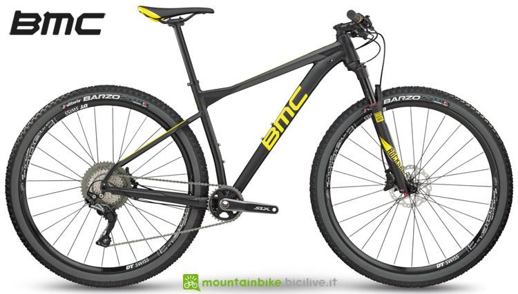 Una mountain bike BMC Teamelite 03 del catalogo 2018
