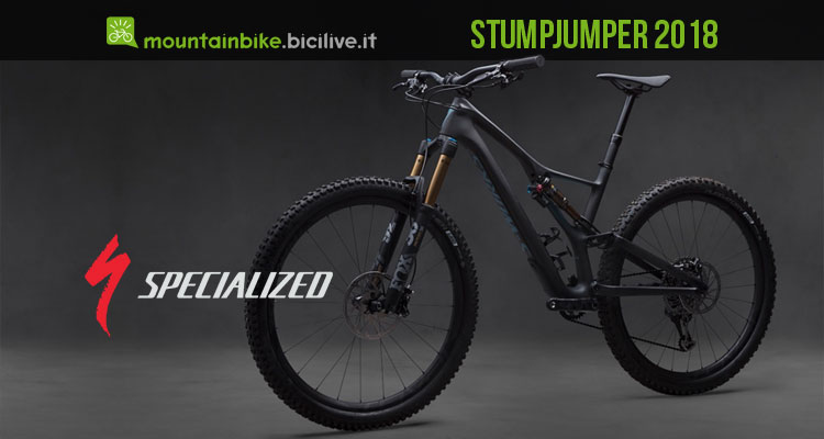 Specialized S-Works Stumpjumper 2018