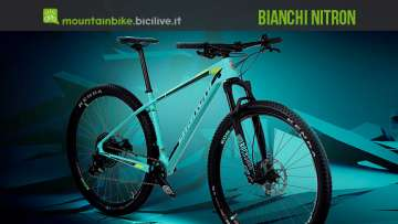 nuova MTB hardtail Bianchi Nitron