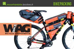 Accessori WAG per bikepacking