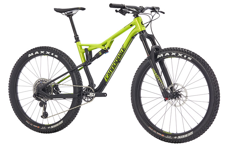 Cannondale Bad Habit con cambio Sram GX Eagle