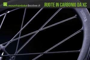 cerchio in carbonio da XC Syncros Silverton SL