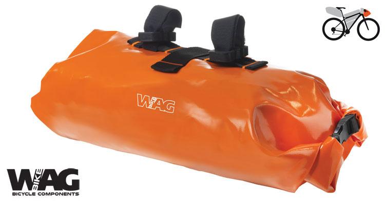 Borsa WAG Anteriore adatta a bikepacking in mtb