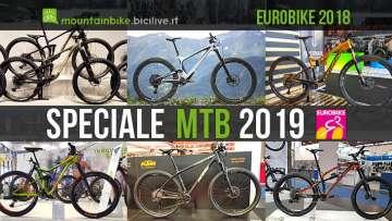 6 mtb del 2019 viste a Eurobike