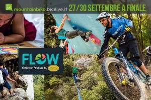 attività del Flow Outdoor Festival 2018 di Finale Ligure