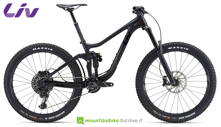 Una mountain bike Liv Hail Advanced 1