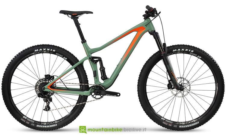 Una mtb da trail BMC Speedfox 02 TWO anno 2019