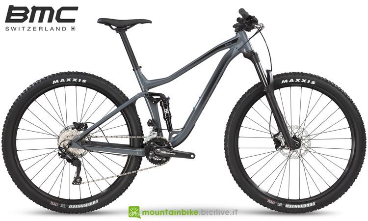 Una bicicletta da offroad BMC Speedfox 03 TWO gamma 2019