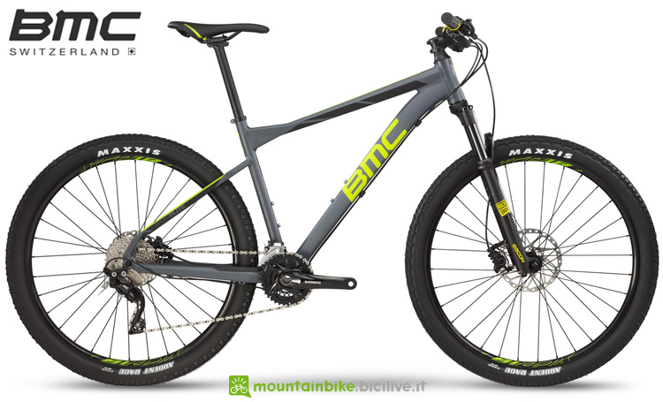 Una mountain bike hardtail BMC Sportelite ONE 2019