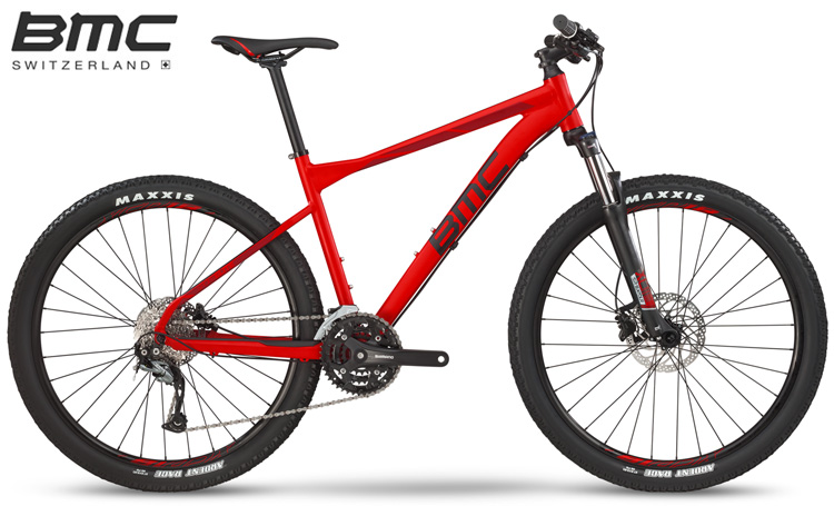 Una mtb BMC Sportelite THREE