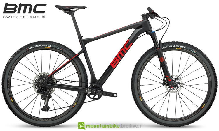 Una mtb hardtail BMC Teamelite 01 ONE 2019