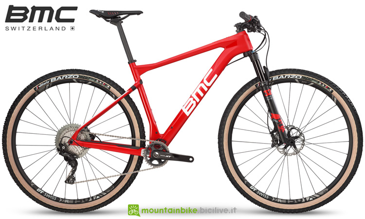 Una mtb hardtail BMC Teamelite 01 THREE