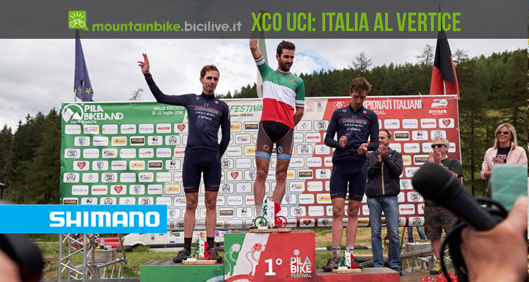 erschbaumer ai campionati italiani xco a pila