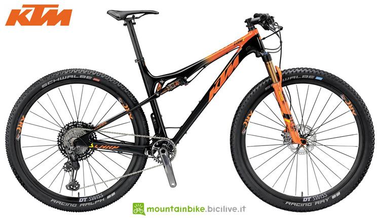 Una mountain bike SCARP 29 SONIC 12 anno 2019