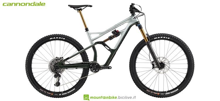 """Una mountain bike della gamma 2019 Cannondale Jekyll 29"""" 1"""