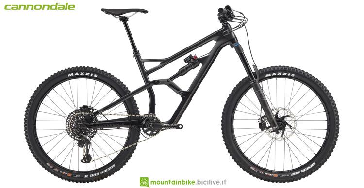 "Una mountain bike Cannondale Jekyll 29"" 2 del 2019"