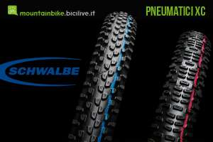 Racing Ray e Racing Ralph: i nuovi pneumatici XC di Schwalbe
