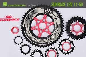 cambio SunRace 12v con cassetta 11-50