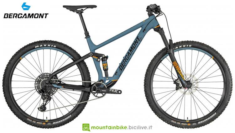 Una muntain bike Bergamont Contrail 7 anno 2019