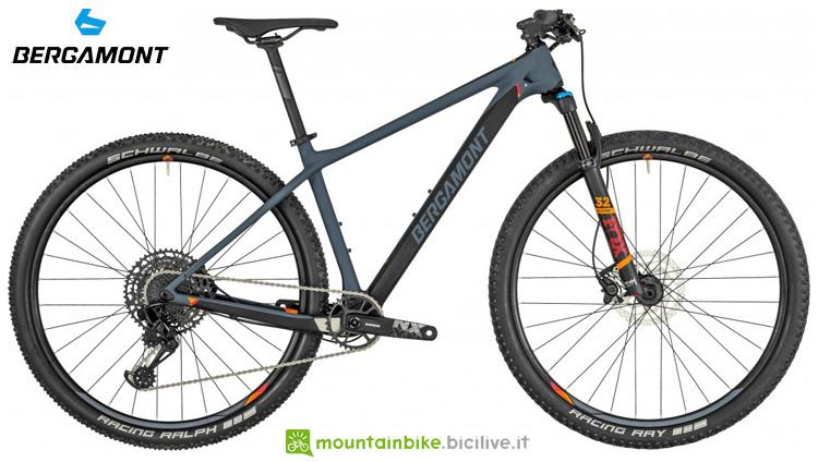 Una mountain bike Bergamont Revox Pro