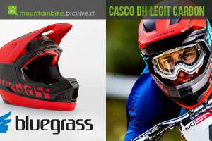 casco super leggero Bluegrass Legit Carbon