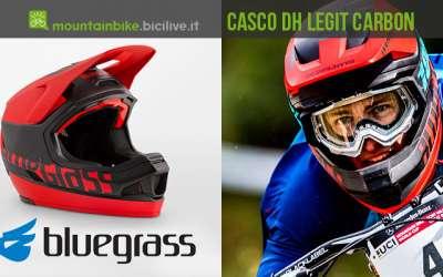 casco super leggero Bluegrass Legit Carbon