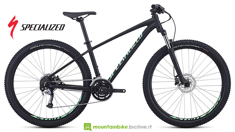 mtb entry level Specialized Pitch Comp 2019