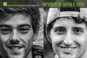Toto Testa e Diego Caverzasi intervistati da BiciLive.it