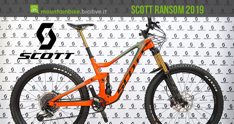 nuova Scott Ransom 900/700 Tuned 2019