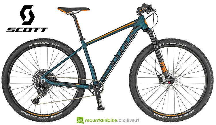 mtb entry level Scott Aspect 900 2019