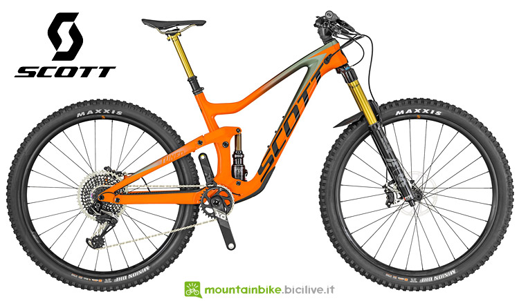 mtb da enduro Scott Ransom 900 Tuned 2019