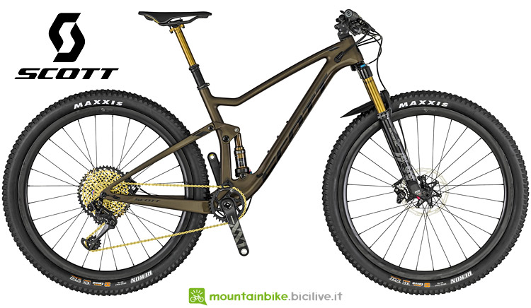 Scott Spark 900 Ultimate 2019 con Sram XX1 Eagle
