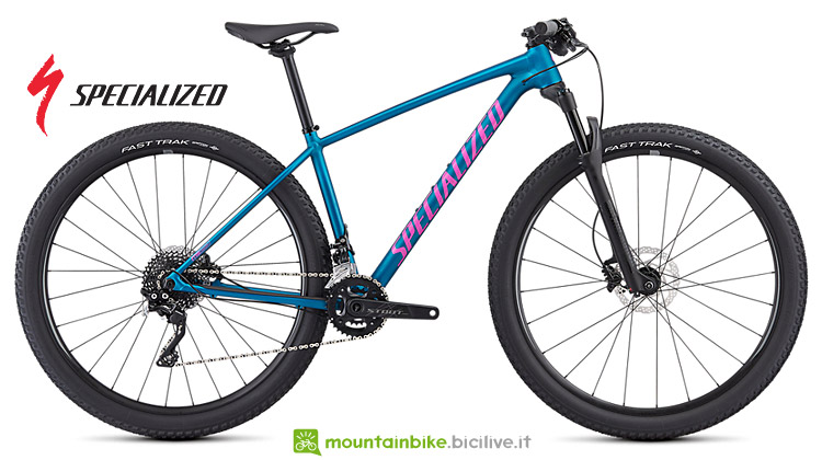 Specialized Chisel Comp 2019 da donna