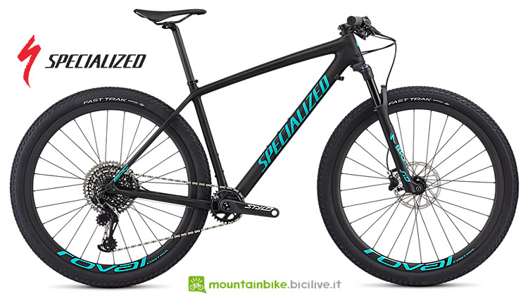 mtb hardtail Specialized Epic Pro 2019