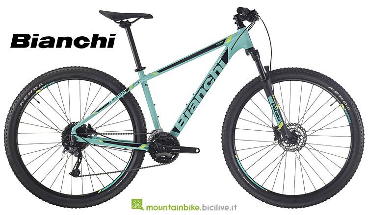 mtb economica Bianchi Magma 2019