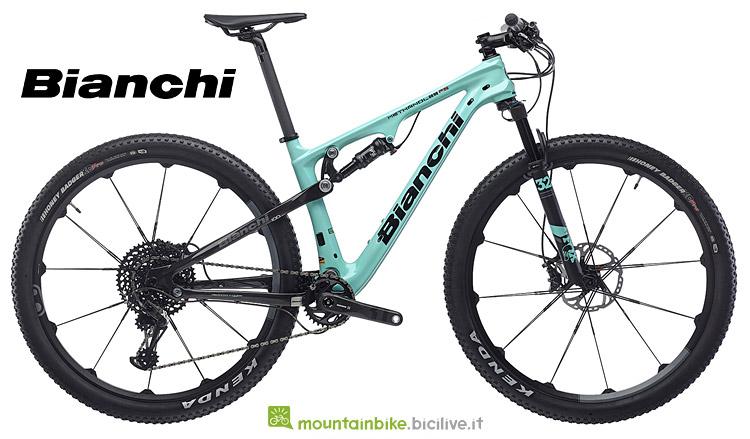 Bianchi Methanol FS 29.2 dal listino 2019