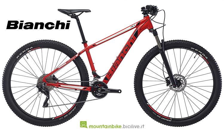 Bianchi Magma mtb sotto i 1000 euro