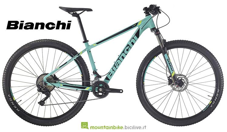 Bianchi Magma 9.0 mtb economica 2019