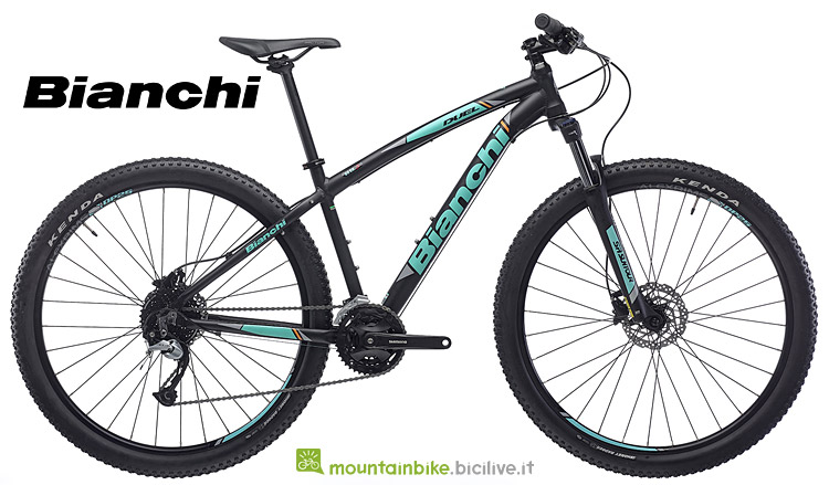 mtb entry level Bianchi Duel 2019