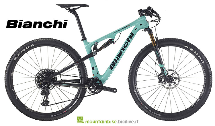 mtb Bianchi Methanol FS 2019 più costosa