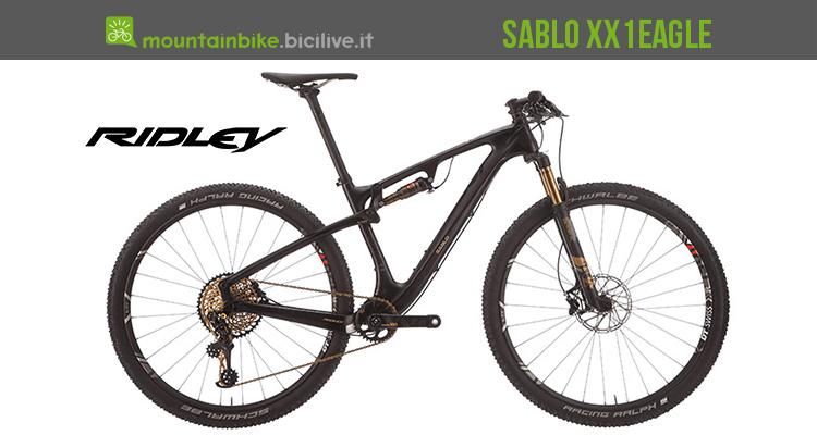 Ciclocross Ridley Sablo XX1Eagle