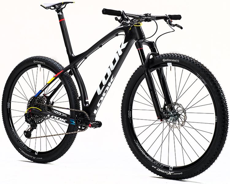 La bici mtb Look 989 RS 2018