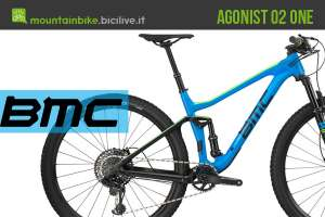 Mountain bike BMC Agonist 02 One 2019