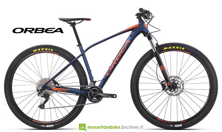 mtb sotto i 1000 euro Orbea Alma H50