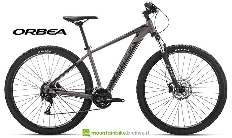 mtb economica in alluminio Orbea MX 40